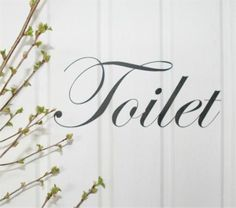Nástěnná samolepka - Toilet | Bella Rose Bella Rose, Toilet, Home Decor, Flush Toilet, Decoration Home, Room Decor, Toilets, Home Interior Design, Home Decoration