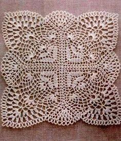 Resultado de imagem para doilies crochet