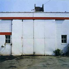 Clearly a prospect for a new sectional door! Garage Doors - William Eggleston