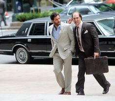Pin for Later: Wow! Matthew McConaughey Has Totally Transformed For His New Role  Here's Édgar Ramírez, looking great.