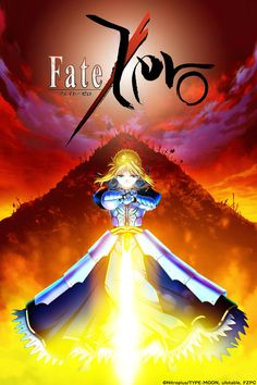 Fate Zero -- Taking place 10 years before the events of Fate/stay night, this series chronicles the events of the Fourth Holy Grail War.