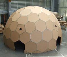 Dome géodésique                                                                                                                                                                                 Plus