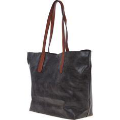 Black Grained Tote Bag - Handbags - Accessories - Women - TK Maxx Handbag Accessories, Women Accessories, Tk Maxx, Madewell, Tote Bag, Handbags, Black, Fashion, Totes