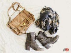 proenza schouler #bag x blanket #scarf x #boots