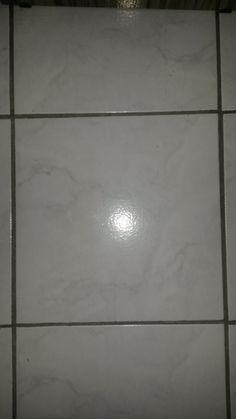 Exemplo 04 - Piso porcelanato.