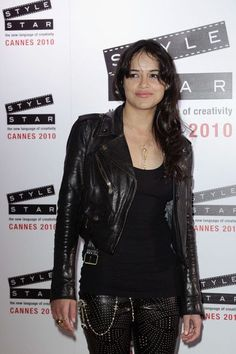 Image result for michelle rodriguez in vogue