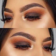 Tus ojos dicen mucho de ti #Ojos #Makeup #Eyes #Maquillaje #Sombras #Eyeshadow