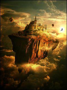 Landscape wallpaper, Mystic and Dragon on Pinterest