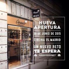 Y así llega el día, es un hecho YA ESTAMOS EN #MADRID  Ahora solo quedas tu, ¿Quieres vivir una experiencia distinta? Pues te invitamos a que nos acompañes desde hoy y esperamos que por mucho tiempo... Estamos en Calle de La Reina, 25 Madrid.  #Anauco #AnaucoGourmet #AnaucoMAD #InstaGourmet #MadridMola #MadridMeMola #MadridNOW #MadridBurger #Hamburgueseria #FelizDía  #AnaucoFamily #AnaucoCrew