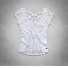 Mint lace Abercrombie kids fashion top Super flattering! Worn once! Children's Abercrombie. Abercrombie kids  Tops