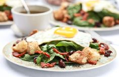 Behold the Breakfast Salad: 5 Refreshing Recipes