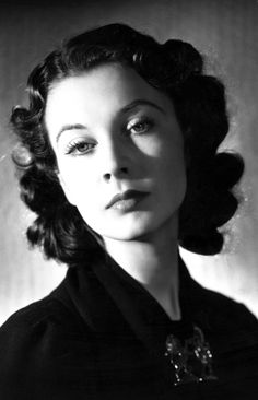 I'm not young. What's wrong with that?  --Vivien Leigh