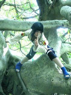 anime girl hinata cosplay