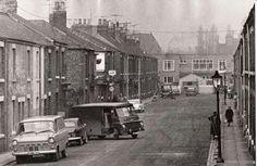 Park street(behind police station 1966)