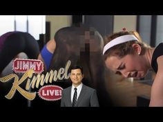 Lululemon Spray-On Yoga Pants (Video) -        I love Jimmy Kimmel.  He makes fun of Lululemon so well.  He also makes fun of me in a way, because I buy shorts there from time to time.Honestly though, I deserve it for spending $70 on shorts.  SEE ALSO: This Guy Showed Us Just How Obsessed Men Are With Yoga Pa... - http://www.theyogablog.com/lululemon-spray-yoga-pants-video/