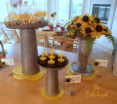 Sunflower Party #sunflower #party