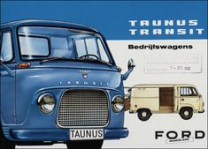 Ford Taunus Transit 1962