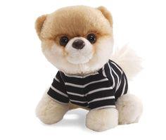 Itty Bitty Boo Striped Shirt