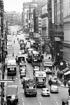 Renfield Street - September 1964