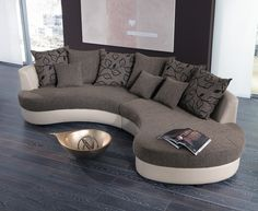 couch garnitur ecksofa sofagarnitur sofa rosi u. Black Bedroom Furniture Sets. Home Design Ideas