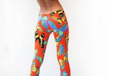 Free shipping Spring Orange leggingsSpring by MikiBeFashion, $35.00