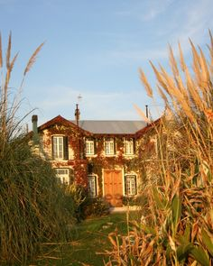 16 Martha Editors Pick Their Most Romantic Places in the World -La Casa de los Limoneros, Colonial del Sacramento, Uruguay
