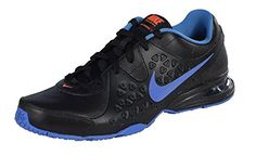 Nike Womens Air Dynamic TR Black Distinct Blue Atomic Red Anthracite * For more information, visit image link.(This is an Amazon affiliate link)