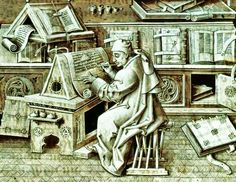 It's About Time: Illuminated Manuscripts
