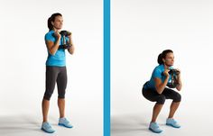 The importance of strength training using heavy (and progressively heavier) weights for women of all ages. Compound movements, protein, balance ... yep this quick article has it all!