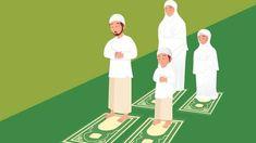 Tata Cara Sholat Idul Fitri 1441 H di Rumah Besok Minggu 24 Mei 2020 Crowns