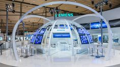 Projects - Siemens at the Hannover Messe 2015   Triad Berlin