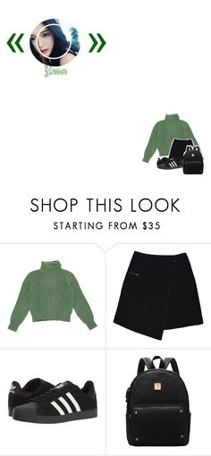 """ALL ABOUT YEON"" by clclove on Polyvore featuring Yves Saint Laurent, MARC CAIN and adidas"