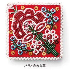 由愛莎尼亞而來的禮物珠飾刺繡之會(9回限定係列) | FELISSIMO