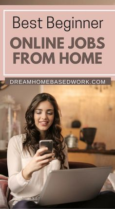 Ways To Find Beginner Online Jobs from Home Want to work from home but don't have much experience? Here are some of the best online jobs for beginners to try. These sites will let you work from home, scam-free!Days Like These Days Like These may refer to: Earn Money From Home, Earn Money Online, Make Money Blogging, Way To Make Money, Money Fast, Money Tips, Earning Money, Money Hacks, Investing Money