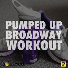 Grab your leg warmers and get ready for a Broadway workout!