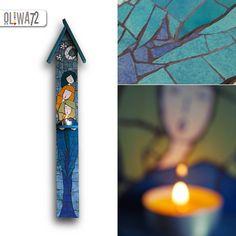 """OLIWA72 - Kapliczka """"Trzy Anio�y"""" Polish angels - http://www.trendymania.pl/dekoracja-wnetrz-ceramika-oliwa72,46025.html"""