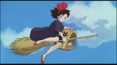 Kiki's Delivery Service - Hayao Miyazaki Image (25467743) - Fanpop