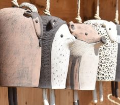 Pottery Animals, Ceramic Animals, Clay Animals, Ceramic Clay, Ceramic Pottery, Slab Pottery, Ceramic Bowls, Pottery Painting, Ceramic Painting