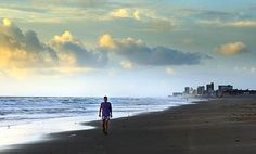 South Padre Island is a great Texas beach vacation destination