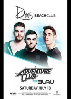 Adventure Club at Drais Beach Club