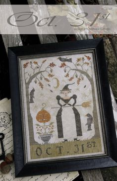 With thy Needle & Thread: NEW ~ Cross Stitch Patterns!