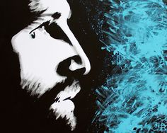 jesus painting, jesus face profile, famous jesus painting, jesus painting video, jesus speed painter  #speed painting #jesus speed painter #jesus painting See a video of Lance Brown Speed Painting Jesus on my Painted Christ website http://www.paintedchrist.com  This painting of jesus is my most popular.  You tube jesus painting, youtube jesus painting http://www.paintedchrist.com/videos