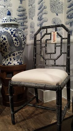 BUNGALOW 5 -  2015 Love this chair..I wounder if it would be comfortable on your back!