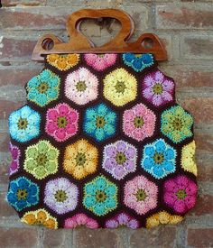 African Flower Bag | Flickr - Photo Sharing!