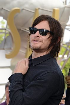 All The Times Norman Reedus Looked Hot In Sunglasses | The Huffington Post Canada Style