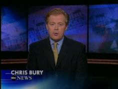 Chris Bury, Nightline correspondent