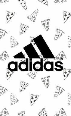 Adidas tela pizza tumblr