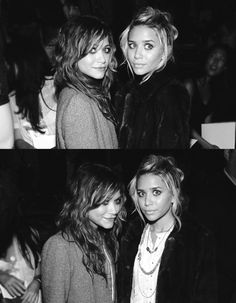 olsen twins, er, i mean, mk and ashley.