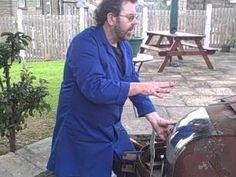 English Wheeling machine. Part 8 Wolseley Hornet Swallow sports - YouTube