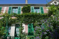 La maison de Monet à Giverny Photo Stéphane Morin